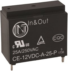 CE-P Air Conditioner Relay