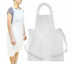 Disposable Medical  Poly Apron