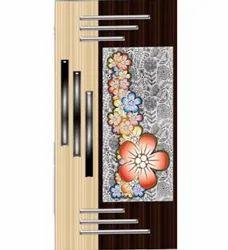 Interior Decorative Lamination Flush Door, For Home, 7 X 3 Ft