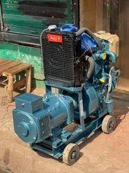 10 Kva Noise Version Diesel Generator Set
