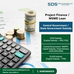 Project Finance MSME Loan Service