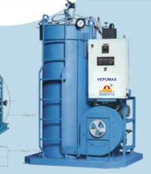Oil & Gas Fired 400 kg/hr Coil Type Steam Boiler Non-IBR
