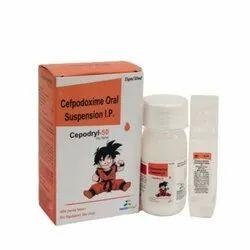 Cepodryl-50 Cefpodoxime Oral Suspension IP
