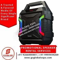 10 Promotional Speaker Rental Services