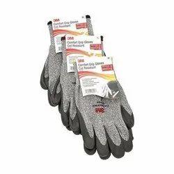 3M Comfort Grip Gloves Cut Resistant