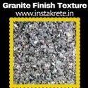 Multi colour Granite Texture Wall Finish