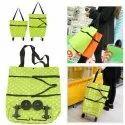 Foldable Shopping Trolly Bag