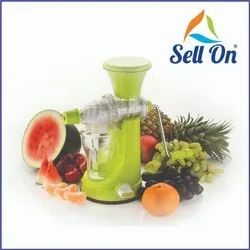 Fruit And Vegetable Juicer With Steel Handle And Waste Collector