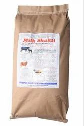 Milk Shakti Cattle And Buffalo Feed, Packaging Type: PP Bag, Packaging Size: 25 Kg