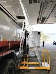 ladder for tanker truck