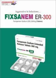 Feropenem Sodium Extended Release 300mg