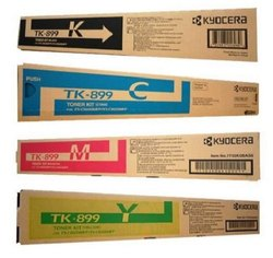 Kyocera TK-899 Toner Cartridge Set