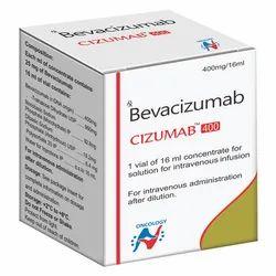Cizumab 400 Mg Bevaicizumab