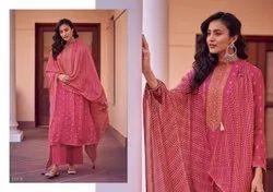Ladies Designer Embroidery Suit