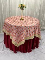 Mandap Bazaar Round Table Covers
