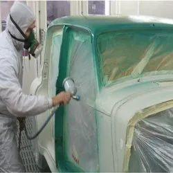 Spray Painting Service