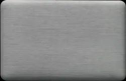 Eurobond Aluminium Panel (Euramax ERX-2012 Titanium Brushed)