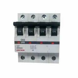 Anchor C63 Electrical MCCB