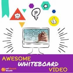 High-quality Professional White Board Video