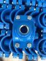 Manufacturing BERIWAL PP Blue Brass Service Saddle