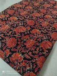 Multicolor Cotton Fabric, Printed, Multicolour