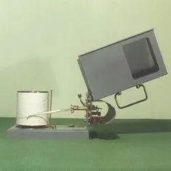 Hair Hygrograph Instrument