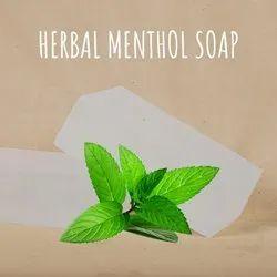 Herbal Menthol Soap