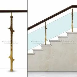 Glass Railing For Stairs