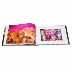 Black Paper Wedding Photobooks
