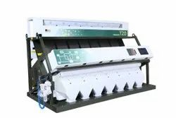 Groundnut Color Sorting machine T20 -7 Chute