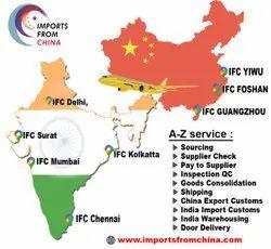 China Import Agents in Delhi