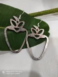 Sliver Stainless Steel Artificial Strawberry Earring