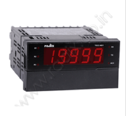 4.5 Digit Process Indicator with Alarms