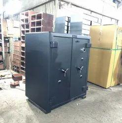 Double Door Metal Safe