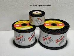 14 SWG Super Enameled Copper Winding Wire
