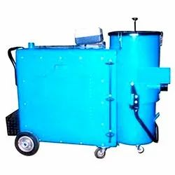 Three Phase Industrial Vacuum Cleaner Continuous Duty