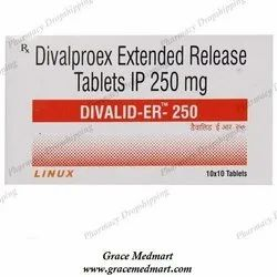 Divalproex Extended Release Tablets IP
