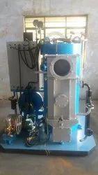 Oil & Gas Fired 100-850 kg/hr Instant Steam Generating Boiler
