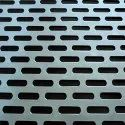 Indomesh Slot Hole Gi Capsule Perforated Sheet, For Industrial