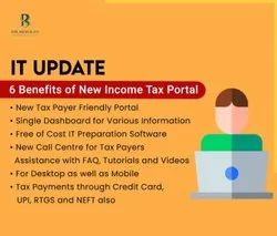 Professional Direct Tax Service, in Pan India, Company