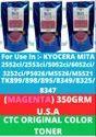 Kyocera taskalfa 2552ci 3252ci 6052ci p5021 3252ci m5526 tk899 tk8349 Color Toner