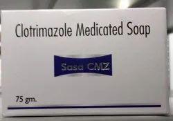 CLOTRIMAZOLE MEDICATED SOAP