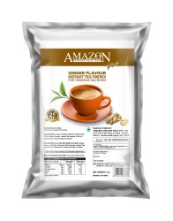 Amazon 3 In 1 Instant Ginger Tea Premix Powder 1 Kg