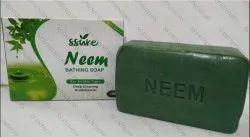 Glycerine Base Ssure Neem Soap, Carton, Packaging Size: 75gm