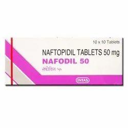 Nafodil 50 mg Tablets (Naftopidil)