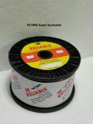 30 SWG Super Enameled Copper Winding Wire