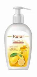 Kajal Handwash Lemon - 250 ml Botlle