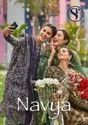 Sweety Fashion Navya Soft Cotton With Tia And Buttons Dress Material Catalog