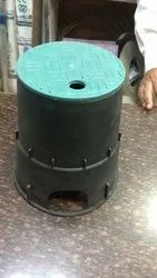 HDPE Earth Pit Cover