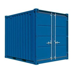 MS Cargo Storage Container